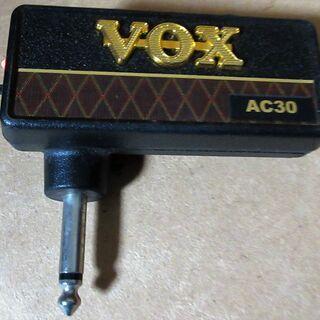 ☆ヴォックス VOX AC30 ANPLUG ヘッドホンギターア...