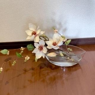【値下】フェイクフラワー エミリオロバ 造花 インテリア