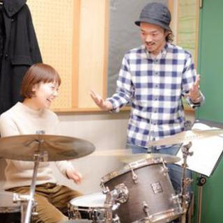 京都でドラムレッスンをしております。