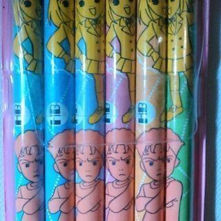 【レア】花より男子(はなよりだんご) 鉛筆 HB 6本