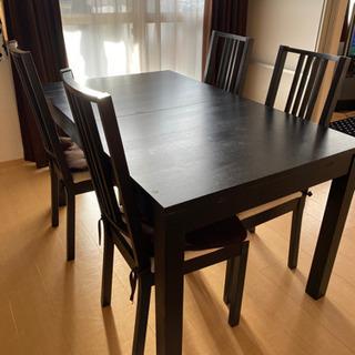 10月末限定IKEAダイニングテーブル