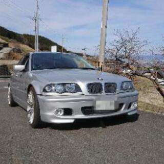 BMW 3シリーズ E46 318i 車検付 令和5年3月16日まで