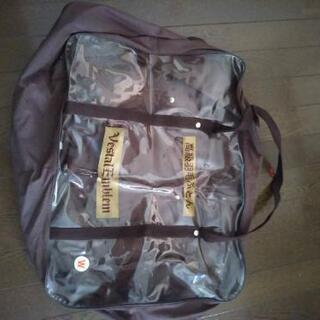 布団を収納する袋