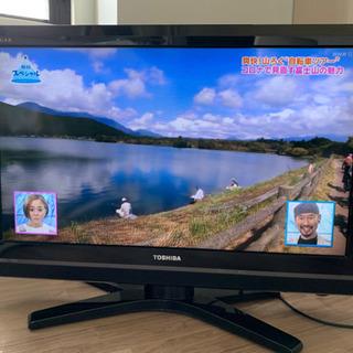 【値下げしました】REGZA 32型液晶テレビ 32R1【…