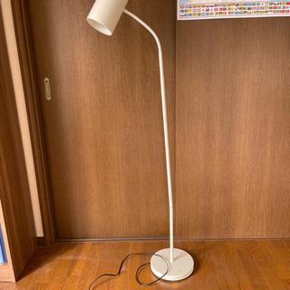 フロアランプ 電球付き(スプラウト10192C-WH)