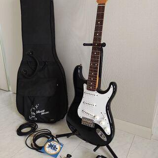 ギター フェンダー 一式の画像