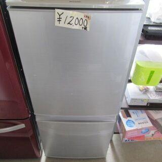 SHARP 冷蔵庫 137l 14年式