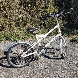 (お取引中)ルイガノ 7段変速自転車 150~175cmの方向け