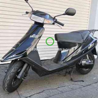 ⭐️平成7年式 SUZUKI  アドレス V100のスクーター ⭐️の画像