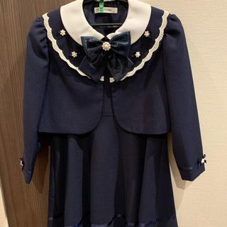 入学式スーツ 女の子 120 - 京都市