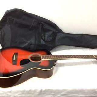 ●アコースティックギター ソフトケース付き アリア レジェンド