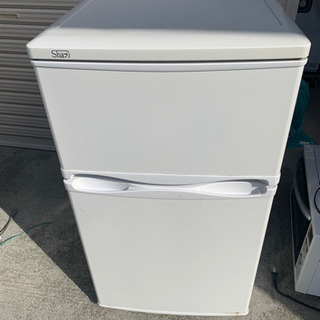 ☆ Shaプリ ノンフロン冷凍冷蔵庫 CRF-88
