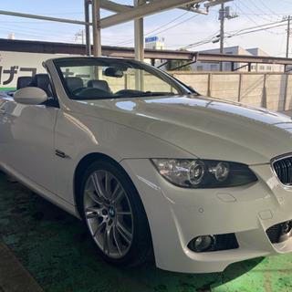 【ネット決済・配送可】BMW  E93 ガブリオレ 335i 3...
