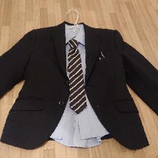 子供用スーツ男児110サイズ 入園式。七五三