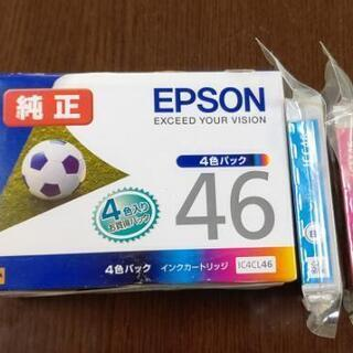 EPSON カラープリンター用インク 46
