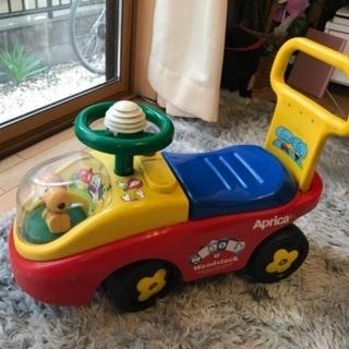 Aprica / アップリカ 押手付き スヌーピー 子供用品 乗り物の画像