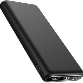 【新品・未使用】30,000mAh モバイルバッテリー