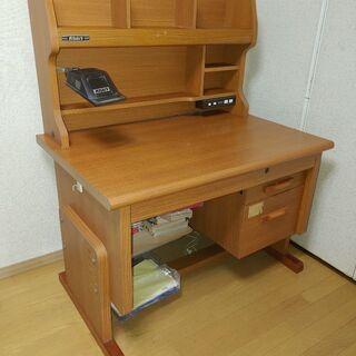 学習机❗☺️〈本棚は、外せます〉☺️の画像