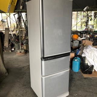 冷蔵庫 2010年三菱製