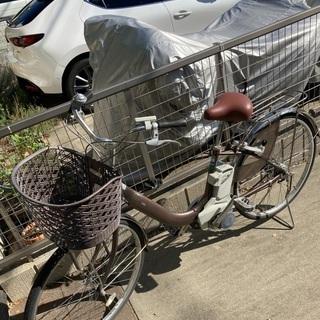 Panasonic 電動自転車 年式2012