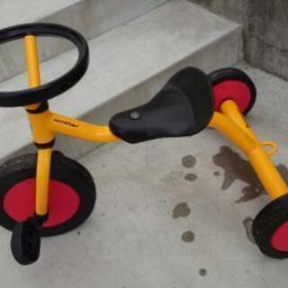 【値下げしました】ボーネルンド三輪車