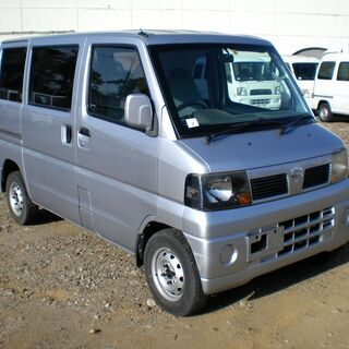 No2平成19年式日産クリッパー M/T