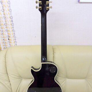 成約済み。価格変更しました。Photogenic エレキギター レスポールカスタム ブラックビューティレプリカ 中古 − 鳥取県