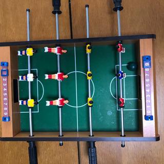ミニフットボール卓上テーブルゲームセットサッカーフーズボールテーブル