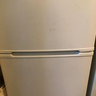 ヤマダ電機オリジナル 直冷式冷蔵庫 (90L)