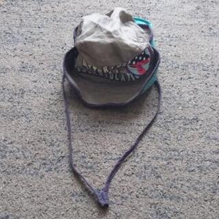 48センチの帽子☆後ろに日焼け対策あり