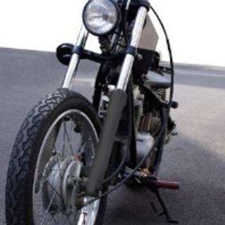 【ネット決済】エイプ100ccチョッパー