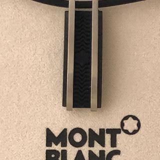 【本物】モンブラン  ネックレス