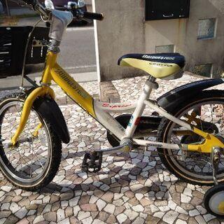 ブリジストン エクスプレスキッズ 子供自転車 16インチ 使用品