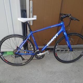 ジャイアントクロスバイク Mサイズ 【取り引き中】