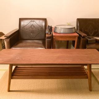【ネット決済】机、ローテーブル、テーブル
