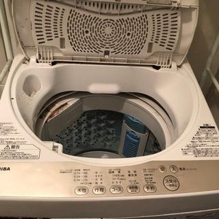 【値段交渉OK】TOSHIBA 洗濯機  AW-5G3 (201...