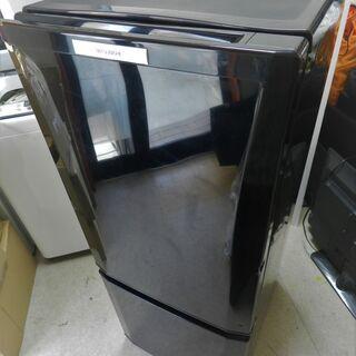 都内近郊送料無料 三菱 ノンフロン冷凍冷蔵庫 146L 2…