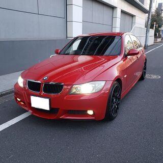 BMW320Mスポーツ H21 車検4/6 走行63000k 社...