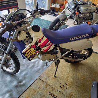 原付きバイク売ります。 自賠責付きホンダCRM50後期