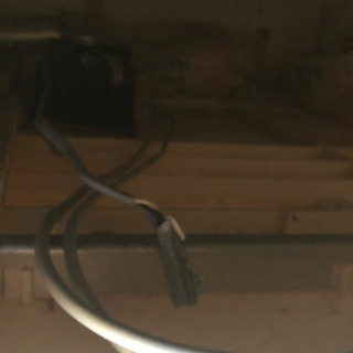 お風呂の換気扇 配電のみお願いします(・・;) − 佐賀県