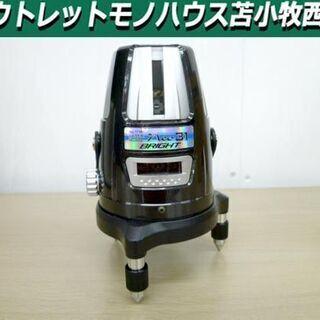 開封未使用品 シンワ レーザー 墨出し器 レーザーロボ neo3...