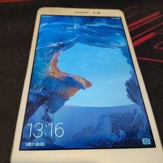 値下げしました。Huawei MediaPad T2 8 …