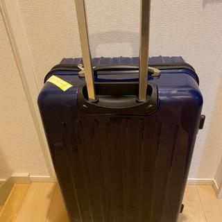 大容量スーツケース