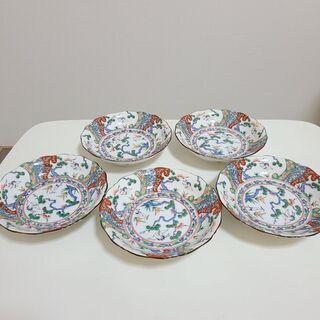 有田焼のお皿5枚 未使用