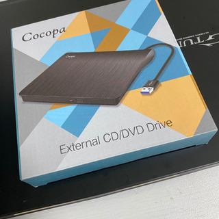 Cocopa USB 3.0外付け DVD ドライブ DVD プ...