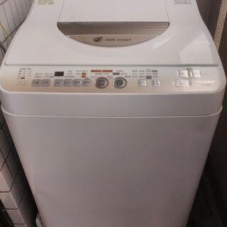 【水曜までに取りに来ていただける方限定】乾燥機付洗濯機をお譲りします