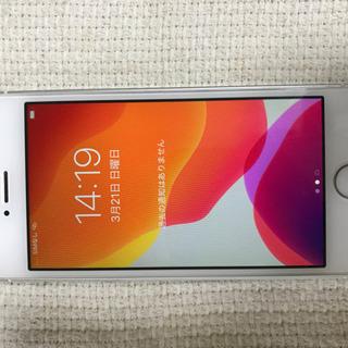 中古iPhone 16GB シルバー