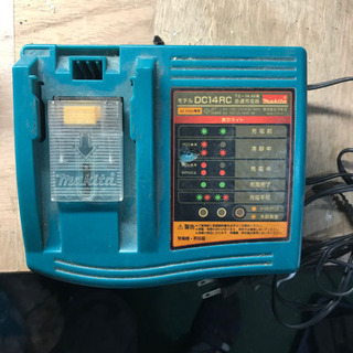マキタ  14.4V充電器