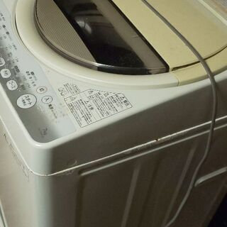 洗濯機いりませんか?