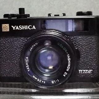 YASHICA ELECTORO35CNN ヤシカフィルムカメラ